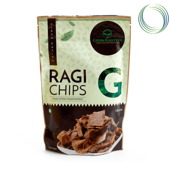 GC RAGI CHIPS 100GM