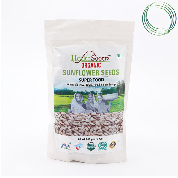 HS SUNFLOWER SEEDS 200GM