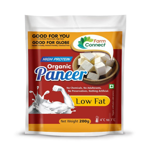 FC ORGANIC HIGH PROTEIN PANEER 200GM