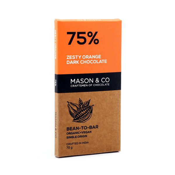 ZESTYORANGE DARK CHOCOLATE