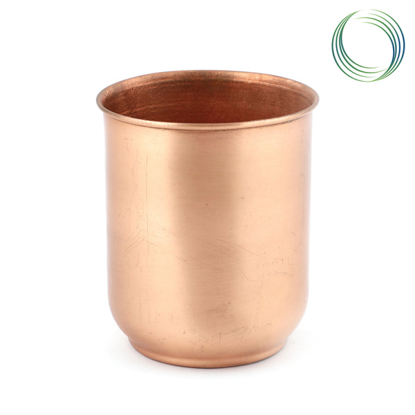 COPPER WHISKY GLASS