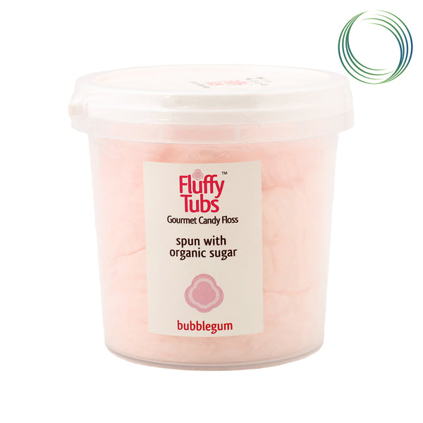 FLUFFY TUBS ASSORTED CANDY 30GM
