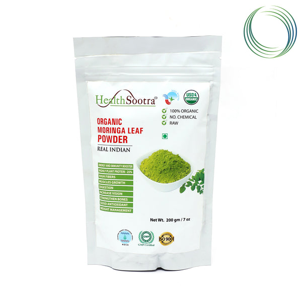 HS MORINGA LEAF POWDER 200GM