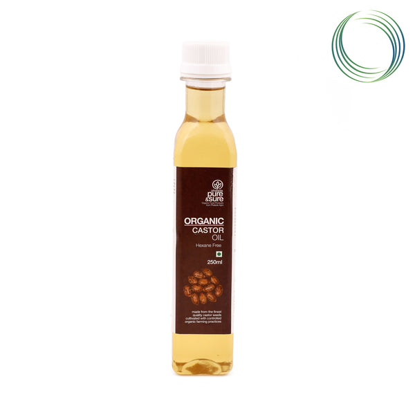 PPS CASTOR OIL 250ML