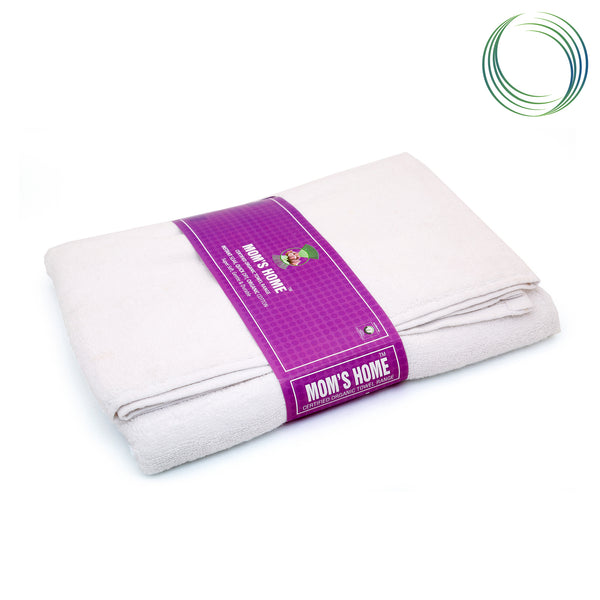 MH BATH TOWEL 60*120-WHT