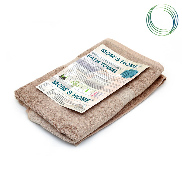 MH BATH TOWEL 60*120-BEIGE