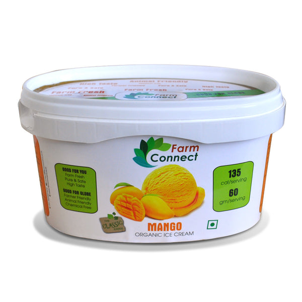 FC PREMIUM MANGO ICE CREAM 500 ML
