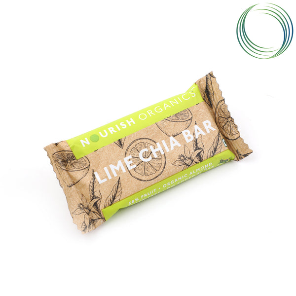 LIME CHIA BAR