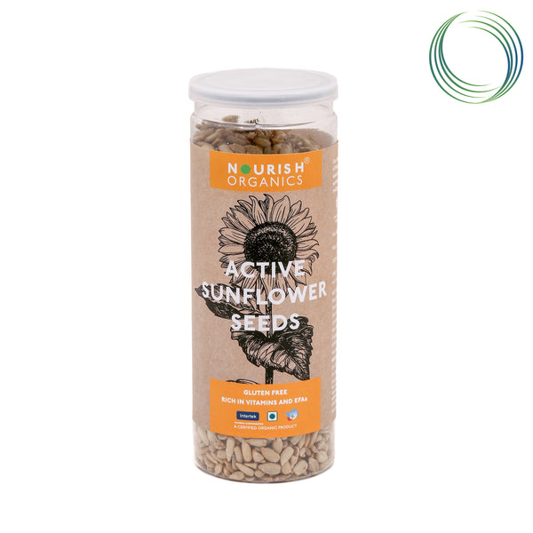 NRS SUNFLOWER SEEDS 150G