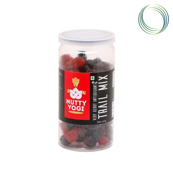 NY BERRY TRAIL MIX 100G