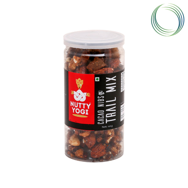 NY COCOA NUTS TRAIL MIX 100G