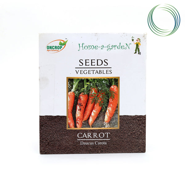 OC CARROT VEGETABLE SEEDS 6 GMS