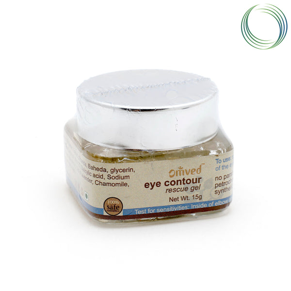 OMVED EYE CONTOUR GEL 15GMV