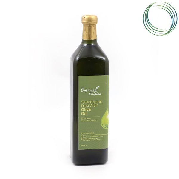 OO OLIVE OIL  - GLASS 1000ML