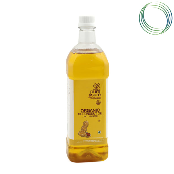 PPS GROUNDNUT OIL 1LTR