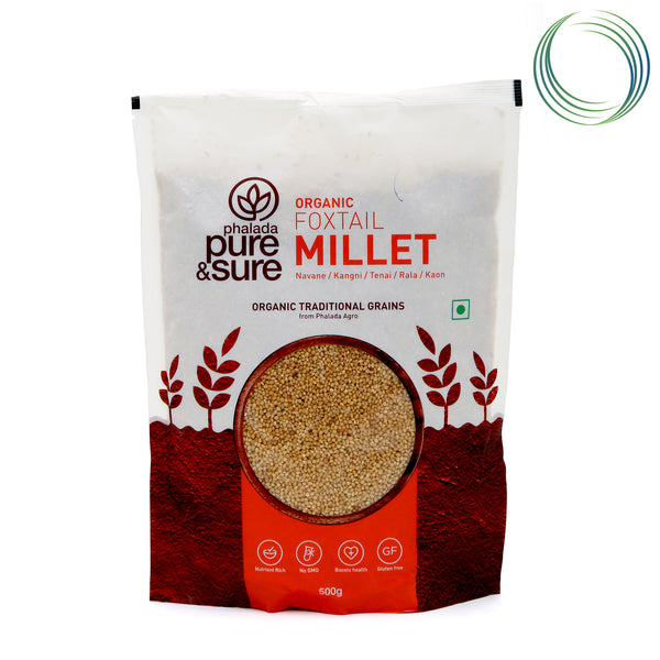 PPS FOXTAIL MILLET 500G