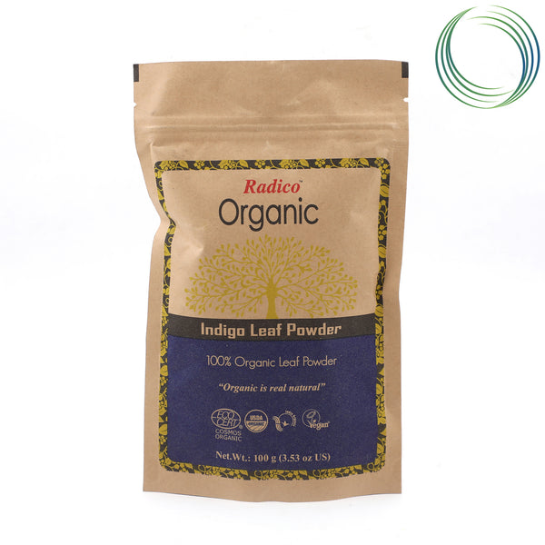 RAD INDIGO LEAF POWDER 100G