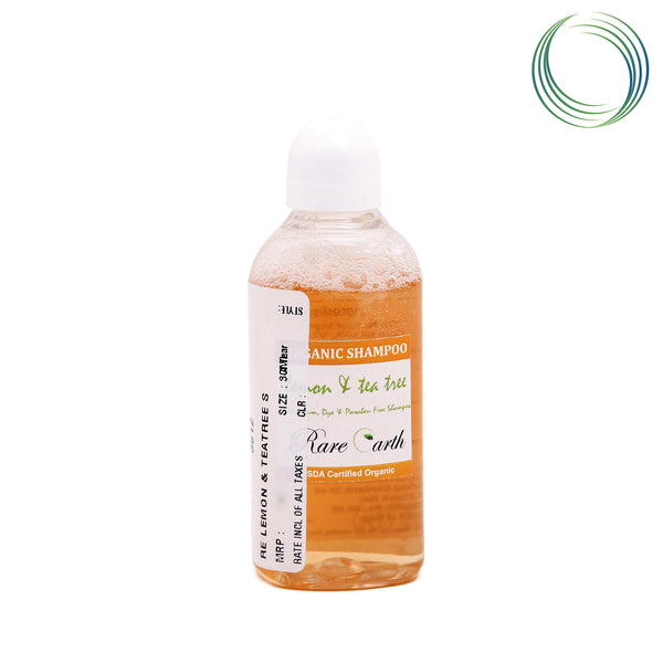 RE LEMON & TEATREE SHAMPOO 30ML