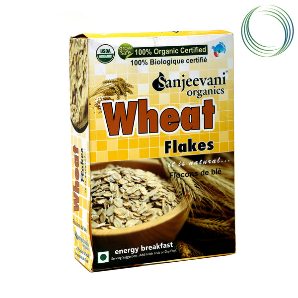 SO WHEAT FLAKES 250G