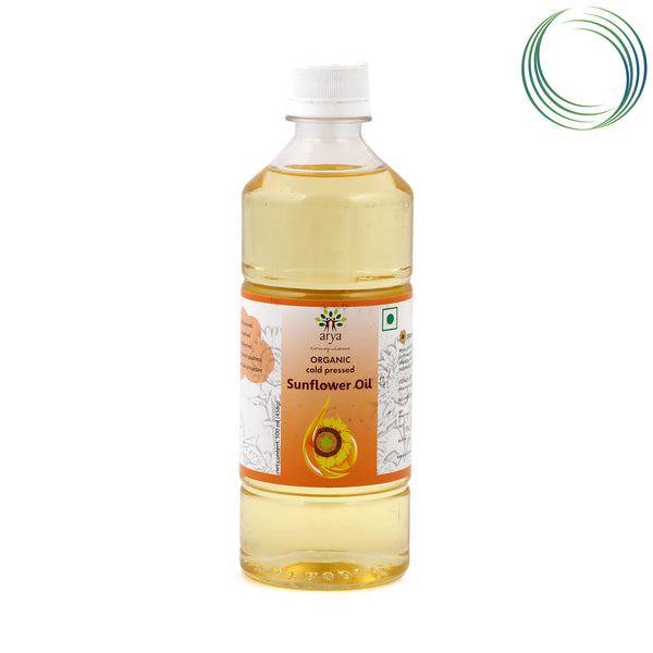 ARYA SUNFLOWER OIL 500ML
