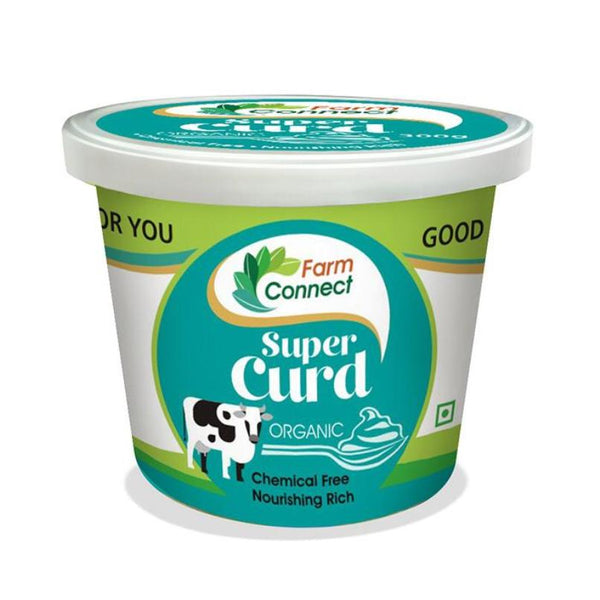 FC ORGANIC SUPER CURD 300ML