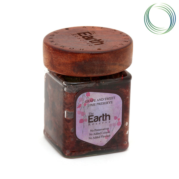 TER GRAPE SWEET LIME PRESERVE 300GM