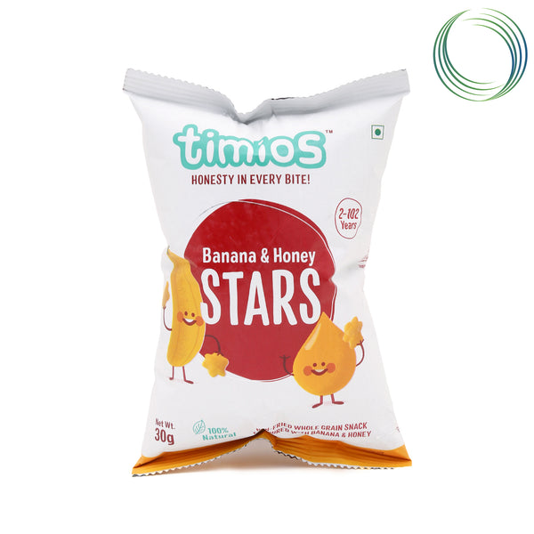 TM BANANA HONEY STARS  30GM