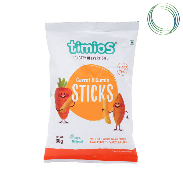 TM CARROT CUMIN STICKS 30GM