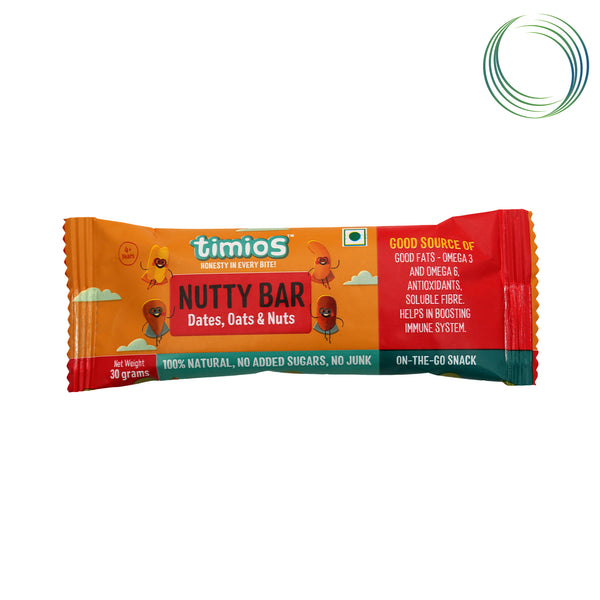 TM NUTTY BAR 30GM