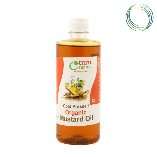 TO MUSTARD OIL 500ML