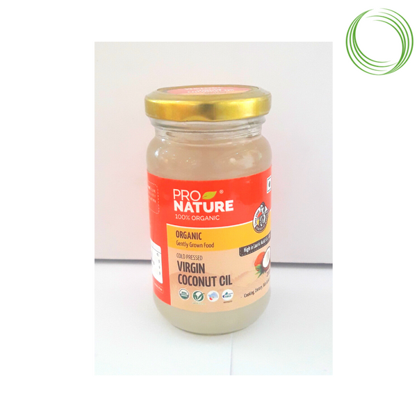 PN VIRGIN COCONUT OIL 200 ML (GLASS)