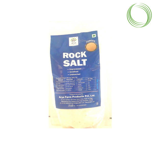 ARYA ROCK SALT POWDER 1 KG