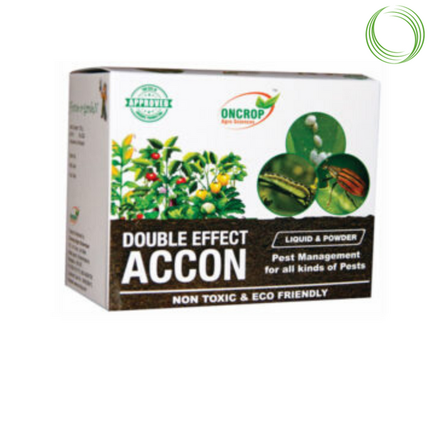 ACCON DOUBLE EFFECT