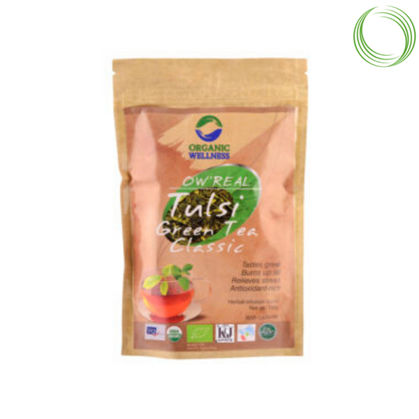 TULSI GREEN TEA CLASSIC POUCH