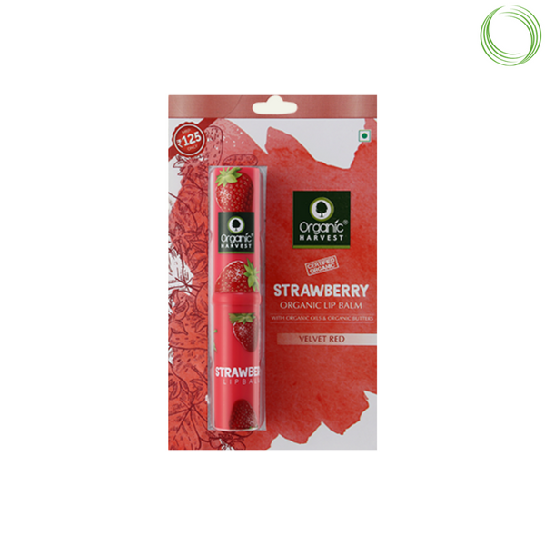 LIP BALM  STRAWBERRY 3
