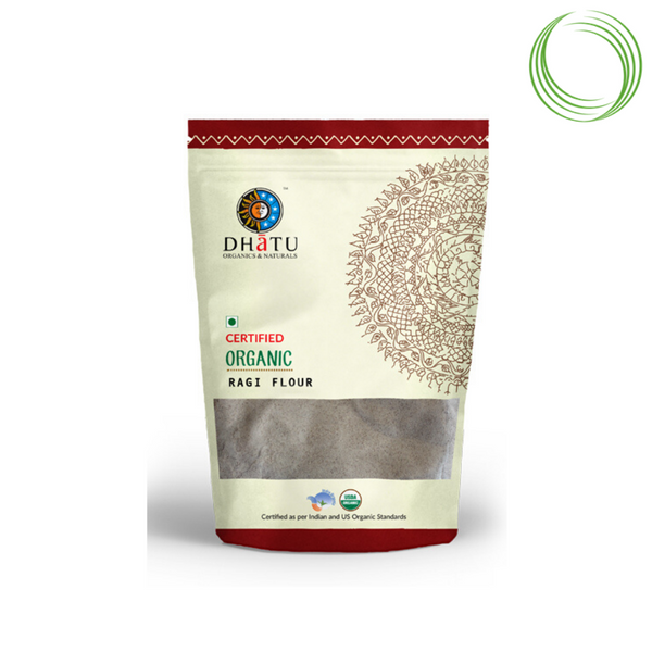 RAGI FLOUR STONE GROUND