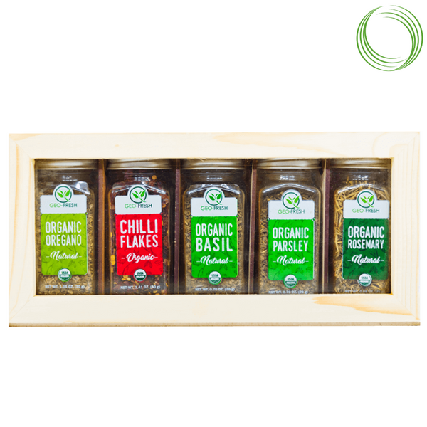 ORGANIC ITALIAN SEASONING PACK