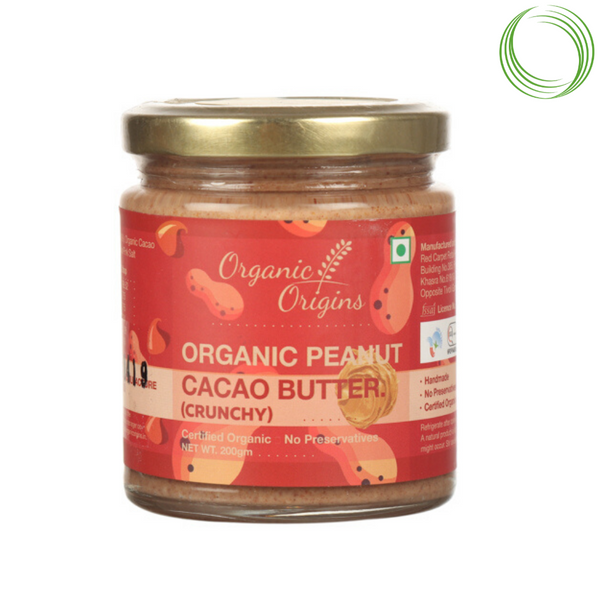 PEANUT BUTTER CACAO CRUNCHY