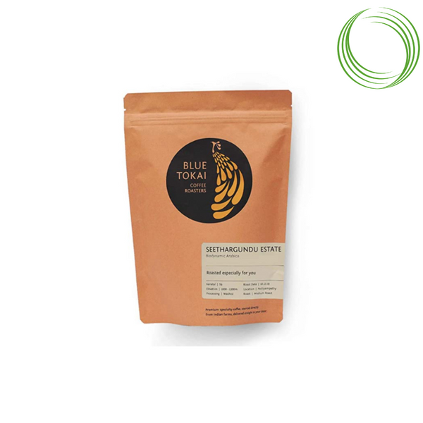 BLUE TOKAI COFFEE ROASTERS SEETHARGUNDU ESTATE COFFEE FILTER 250GM