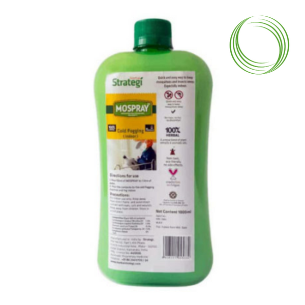 Herbal Strategi Cold Fogging Indoor – 1000 ml