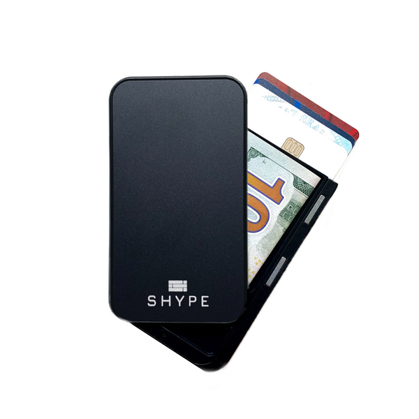 Shype Wallet (Black)