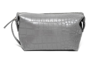 "Toiletry Case ""Alligator Belly"""