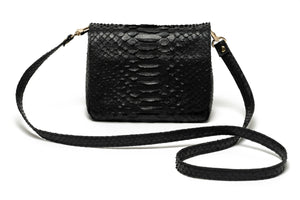 Convertible 3-in-1 Bag: Belt Bag + Crossbody Bag + Clutch