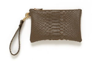 Mini Clutch with Wristlet