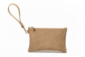 "Mini Clutch with Wristlet ""Stingray"""