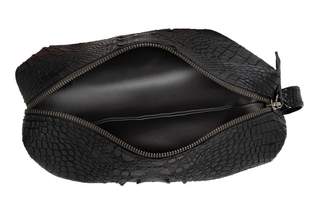 """Toiletry Case """"Alligator Belly"""" 1"""