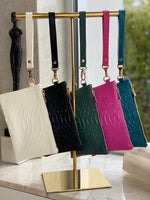 Load image into Gallery viewer, Mini Clutch with Wristlet