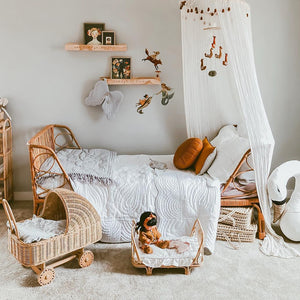 little girls dream big girl room