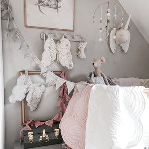 Baby bedding and nursery essentials at Bonne Mere