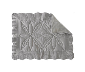 Bonne mere changing mat elephant grey